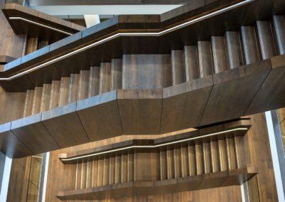 Bestseller-rakennuskompleksi Aarhus, Savutammi Rustic öljytty