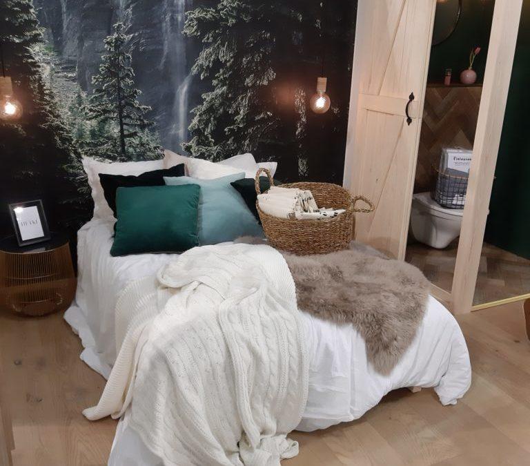 B:hard-puulattia Kuopion Rakenna ja Asu -messuilla