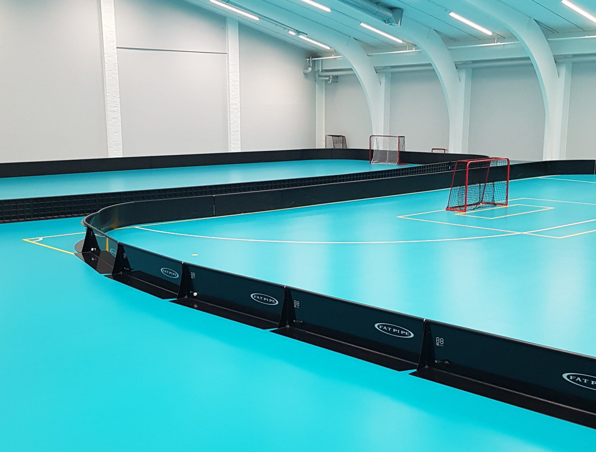 Rettig Sport Center Pietarsaari 4000 m2